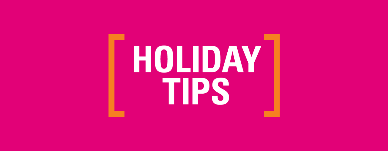 SD Holiday Tips Graphic