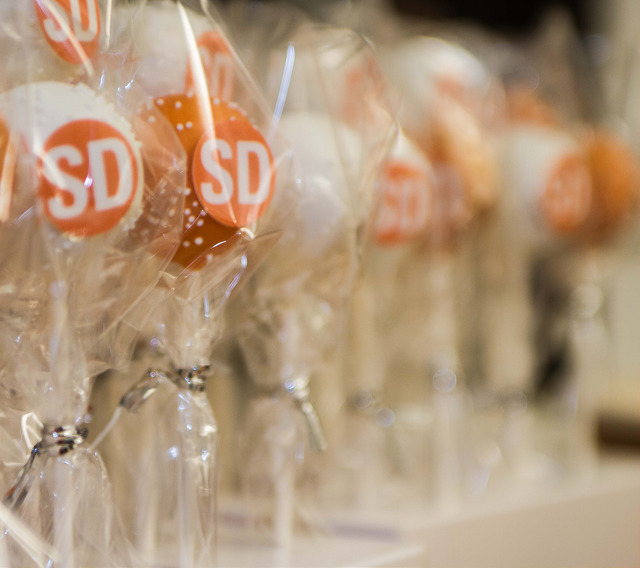 SD lollipops