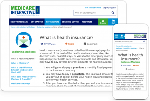 Medicare Interactive iPad and iPhone