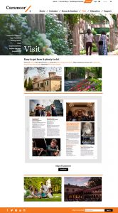 Caramoor Category Page