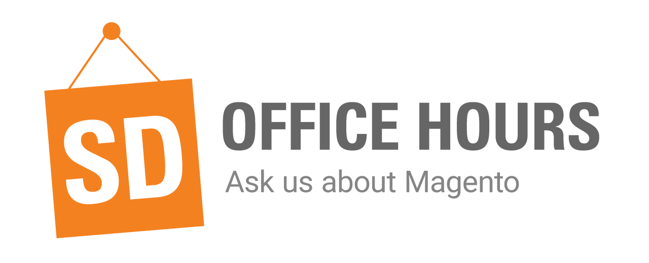 SD Office Hours: Ask Us