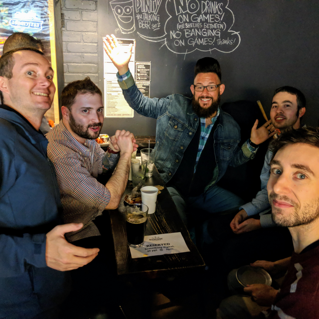SD Outing to Barcade